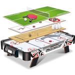 Air Hockey Air Hockey Bordspel 4 i Ett