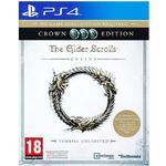 The elder scrolls PlayStation 4 spil The Elder Scrolls Online: Tamriel Unlimited - Crown Edition