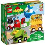 Lego Duplo Mine første bilmodeller 10886