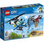 Lego city politi Legetøj Lego City Luftpolitiets dronejagt 60207