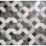 Marmor Fliser og Klinker Alaplana G. Caprice Marmol Gris 266224 45x45cm
