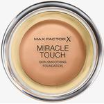 Foundation Max Factor Miracle Touch Foundation #80 Bronze