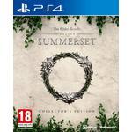 The elder scrolls PlayStation 4 spil The Elder Scrolls Online: Summerset - Collector's Edition