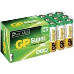 Batterier til lommelygter GP Batteries AA Super Alkaline Compatible 24-pack