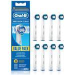 Tandpleje Oral-B Precision Clean 8-pack