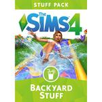 7+ PC spil The Sims 4: Backyard Stuff Pack