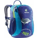 Børnetaske Deuter Pico - Indigo-Turquoise