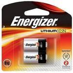 Batterier til lommelygter Energizer CR2 2-pack