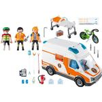 Legetøj Playmobil Ambulance med blinklys 70049
