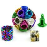 Puslespil Magnetic Balls 216 Pieces