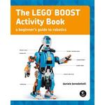 The Lego Boost Activity Book (Hæfte, 2018)