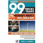 99 Tricks and Traps for Microsoft Project 2013, 2016 and 2019 (Hæfte, 2019)