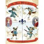 Three Musketeers (E-bog)
