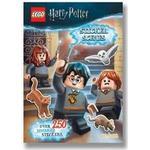 Lego - Harry Potter - Sticker Scene Book (Hæfte, 2018)