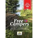 Free Campers Guide to Norway (Hæfte, 2019)