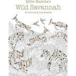 Millie Marotta's Wild Savannah Postcard Box (Ukendt format, 2016)