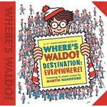 Where's Waldo? Destination: Everywhere!: 12 Classic Scenes as You've Never Seen Them Before! (Hardback, 2017)