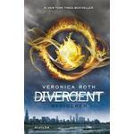 Divergent bog Bøger Divergent-Afvigeren (Hardback)