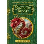 Fantastic beasts and where to find them Bøger Fantastic Beasts and Where to Find Them