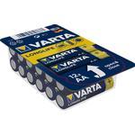 Batterier til lommelygter Varta Longlife AA 12-pack