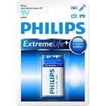 Engangsbatterier Philips 6LR61E1B/10
