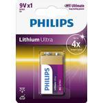 Engangsbatterier Philips 6FR61LB1A/10 Compatible