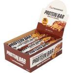 Nutramino Proteinbar Crispy Vanilje Karamel 64g 12 stk
