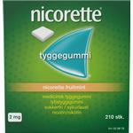 Nicorette Fruitmint 2mg 210stk
