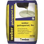 Spartel Weber Floor Putty Fine 15Kg