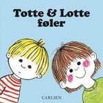 Totte og Lotte føler (Papbog, 2018)