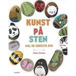 Kunst på sten: mal de sødeste dyr (Hæfte, 2019)