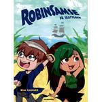 RobinSamse på Skatteøen (Lydbog MP3, 2018)