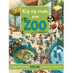 Kig og snak om Zoo (Papbog, 2019)