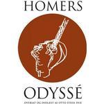 Homers Odyssé (Lydbog MP3, 2009)