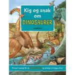 Kig og snak om Dinosaurer (Papbog, 2019)