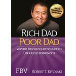 Rich Dad Poor Dad (Hardback)