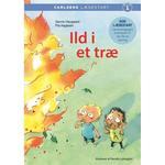 Carlsens læsestart - Ild i et træ (Indbundet, 2019)