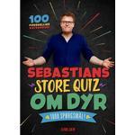 Sebastians store quiz om dyr (Indbundet, 2019)