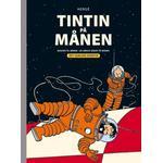 Tintin på Månen Det samlede eventyr (Indbundet, 2019)