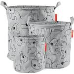 Opbevaringskurve Børneværelse Done By Deer Contour Storage Baskets 3 pcs