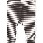 Leggings Børnetøj Hust & Claire Baby Uni Levi Leggings - Grey (29100591393580-3237)