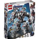Lego Marvel Super Heroes War Machine-kamprobot 76124