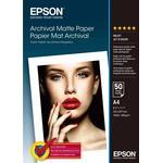 Epson Archival Matte 192g A4 50