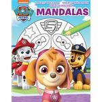 Nickelodeon Mandalas Paw Patrol. Mandalas (Hæfte)