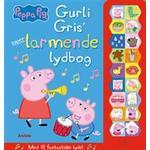 Gurli Gris' super-larmende lydbog (Hardback)
