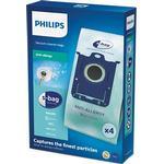 Støvsugertilbehør Philips FC8022 S-bag 4-pack