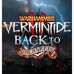 Vermintide PC spil Warhammer: Vermintide II - Back to Ubersreik