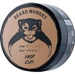 Hårpleje Beard Monkey Hair Clay 100ml