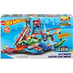 Legesæt Hot Wheels City Ultimate Gator Car Wash