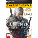 The witcher 3 wild hunt pc PC spil The Witcher 3: Wild Hunt - Game of the Year Edition